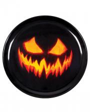 Creepy Pumpkin Tablett
