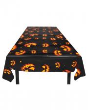 Creepy Pumpkin Tablecloth