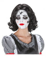 Creepy Doll Puppenmaske