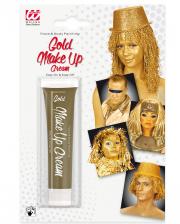 Creme Make Up Gold
