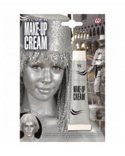 Cream Make Up Silver