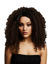 Ladies Wig Lizzo Brown