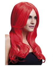Women Wig Khloe neon red