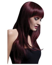 Ladies Wig Sienna bordeaux