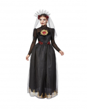 Day of the Dead Sacred Heart Bride Damen Kostüm