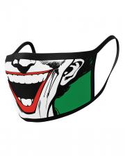 DC Comic The Joker Alltagsmaske 2 St.