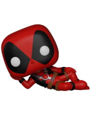 Deadpool Bobble Head Funko Pop! Frame