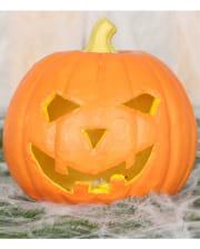 Deco Pumpkin With Light 16cm