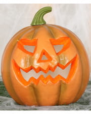 Deco Pumpkin With Illumination 24cm