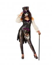 Voodoo Warlock Costume