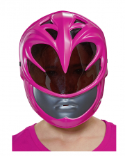Pink Ranger Kids Half Mask Power Rangers