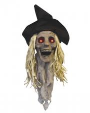 Diabolic Scarecrow Head