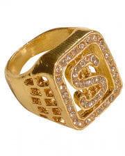 Dollar Ring Gold