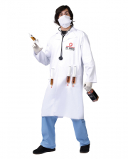 Dr. Shots Doctor Costume