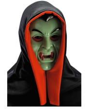 Dracula Kindermaske mit Kapuze