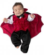 Dracula Vampir Babykostüm