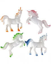 Unicorn Decorations 12 Pack