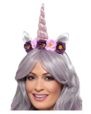Unicorn Hairband Pink-purple