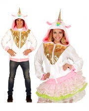 Unicorn Jacket With Hood