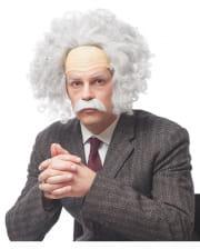 Einstein Wig Grey