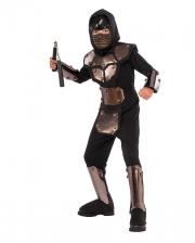 Eisernes Ninja Phantom Kinder Kostüm