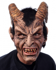 Elegant devil mask