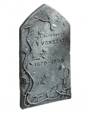 Elizabeth Vonstatt Gravestone