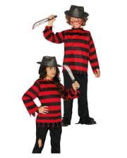 Elm Street Killer Child Costume