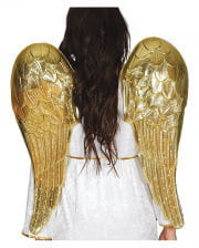 Angel Wings Golden