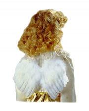 Engelsflügel weiß 34 cm