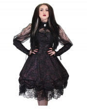 Gothic lace skirt Esme