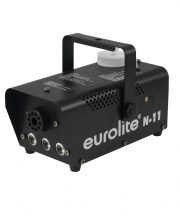 EUROLITE N-11 Hybrid Fog Machine With LED Blue