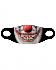 Evil Horror Clown Alltagsmaske