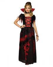 Vampire Countess Child Costume