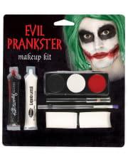 Bad Joker Make-up Set