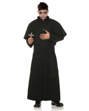 Exorcism Priest Costume
