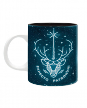 Harry Potter Patronus Lieblingstasse