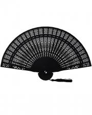 Fan With Hole Pattern Black