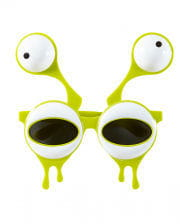 Carnival glasses with Alien Eyes