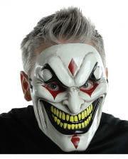 Evil Jester Horror-Maske