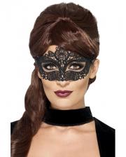 Filigrane Augenmaske aus Spitze