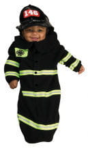 Firefighter Babykostüm