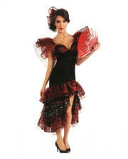 Flamenco costume dress