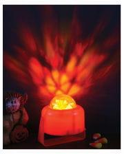 Flammendes Kürbis Licht
