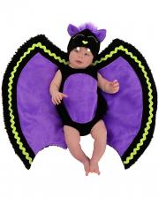 Fledermaus Babykostüm