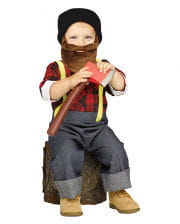 Hipster lumberjack costume Toddlers