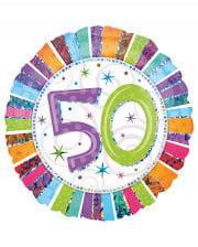 Foil Balloon Radiant 50