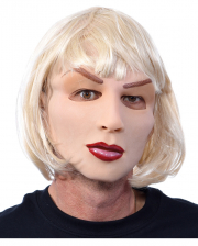 Blond & Beautiful Frauenmaske