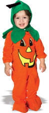 Naughty Pumpkin Costume