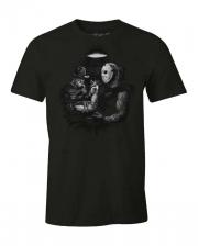 Freddy & Jason Tattoo T-Shirt